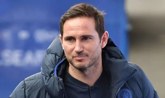 Chelsea boss Frank Lampard ready to beat Man Utd to summer transfer in Ed Woodward blow