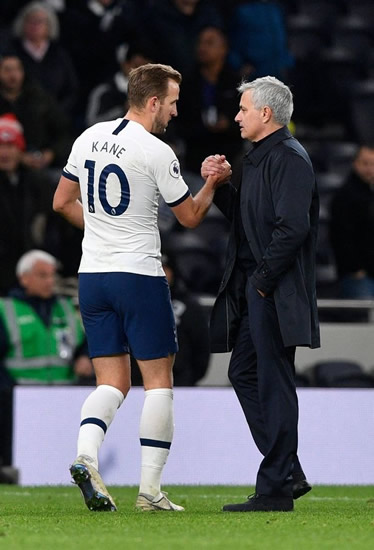 Jose Mourinho warned Man Utd about Harry Kane transfer before joining Spurs