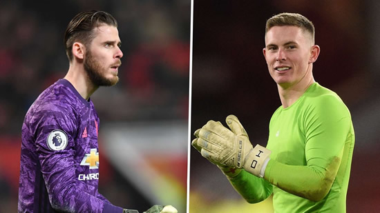 'Far too early' to replace De Gea with Henderson at Man Utd - Schmeichel