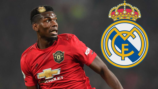 Transfer news and rumours LIVE: Pogba prefers Real Madrid move