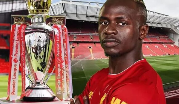 Sadio Mane gives stance on Liverpool missing out on Premier League due to coronavirus
