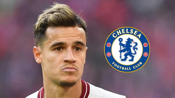 Transfer news and rumours UPDATES: Coutinho close to Chelsea loan switch