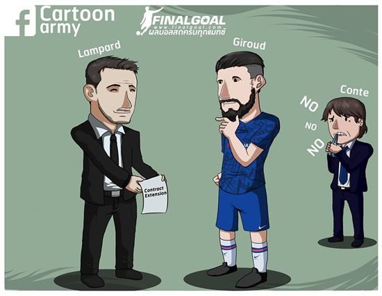7M Daily Laugh - Should Chelsea Keep Giroud?