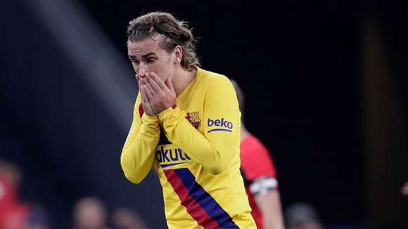 Barcelona to swap Griezmann for Inter Milan's Martinez