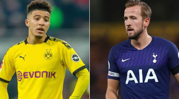 Kane or Sancho? Man United face dilemma over top transfer targets