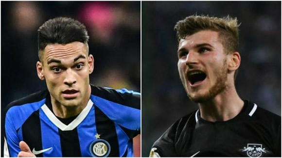 Inter eye Werner as their primary target to replace Lautaro
