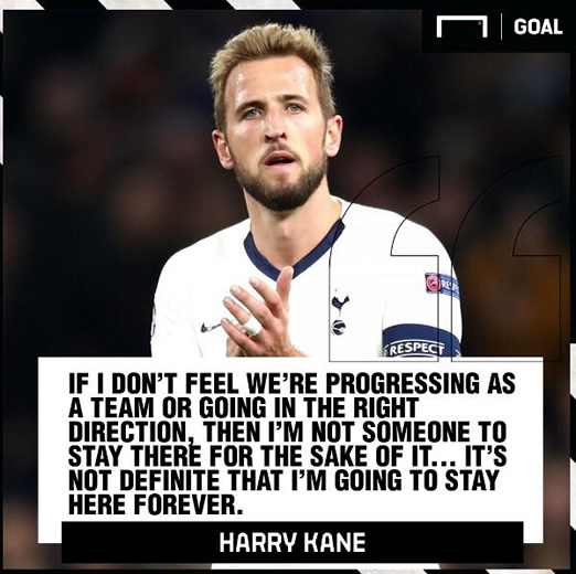 What are Tottenham? Kane exit hints leave Spurs & Mourinho fighting for relevance