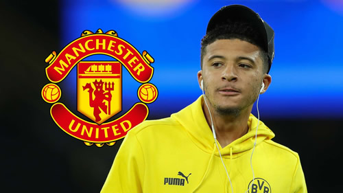Transfer news and rumours LIVE: Sancho agrees to Man Utd move