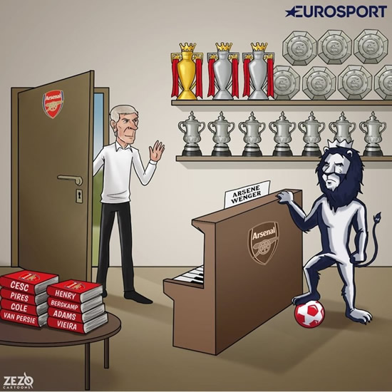 7M Daily Laugh - The Day Wenger leaves