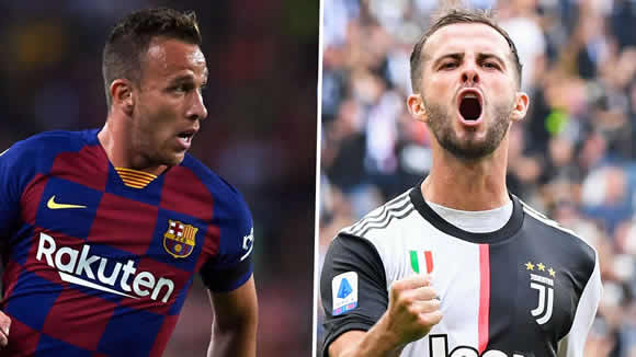 Arthur-Pjanic exchange deal off with Barcelona only open to selling Brazilian