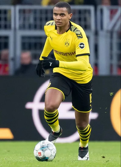 JI UP FOR GUNNERS Arsenal planning £25m transfer move for Borussia Dortmund defender Manuel Akanji after talks began back in January