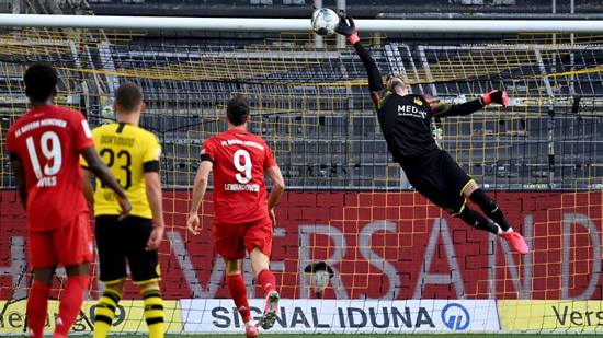 Title race over already: Bayern remain Bundesliga's biggest problem as Dortmund disappoint in Der Klassiker