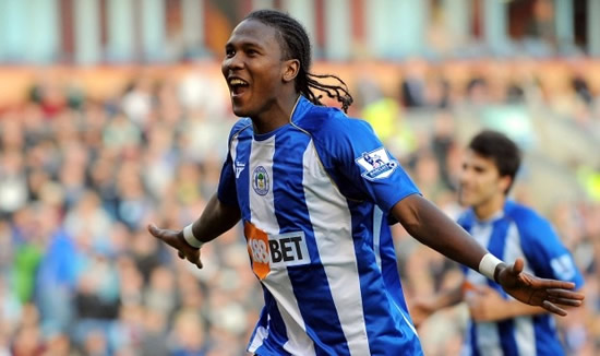 I SAW ROO Ex-Wigan ace Rodallega claims he often saw Rooney 'drinking like a madman' and Gerrard 'on a bar dancing shirtless'