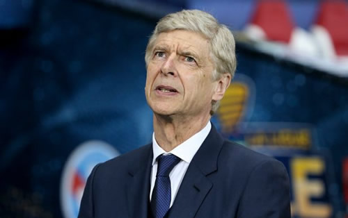 Arsene Wenger responds to call for Arsenal return to replace outgoing Chips Keswick