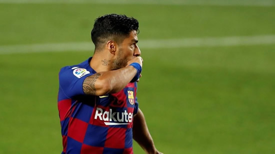 Luis Suarez: Barcelona must win all our matches and hope Real Madrid slip up