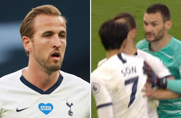 Harry Kane's future in limbo if Tottenham lose to Arsenal with Spurs captain growing sick of club's failure