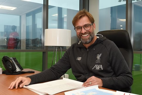 Jurgen Klopp puts date on Liverpool farewell with Germany plans