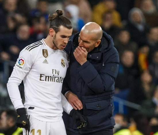 BALE OF A TIME Gareth Bale will STAY at Real Madrid next season in £60m stand-off – as payback for blocking transfer last year