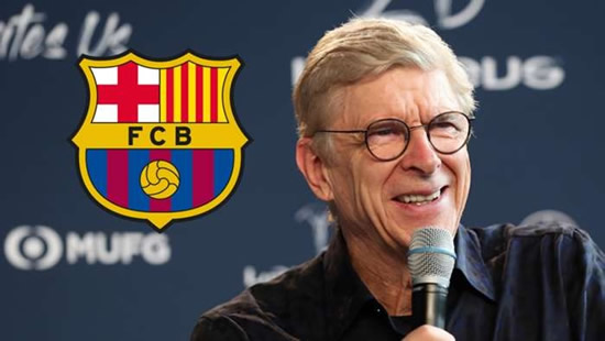 Transfer news and rumours LIVE: Wenger rejected Barcelona offer
