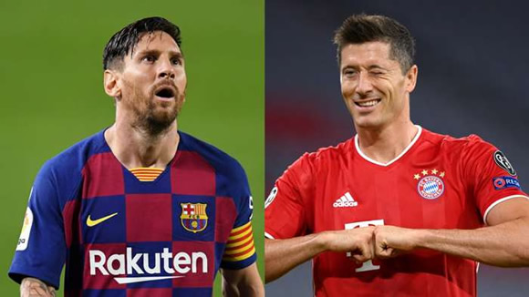 'Lewandowski's extraordinary but Messi's from another planet' – Vidal backs Barcelona icon in UCL clash