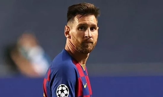 Lionel Messi summer transfer decision confirmed by Barcelona chief Josep Maria Bartomeu
