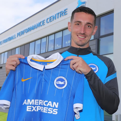 Chelsea blow as Lewis Dunk signs new five-year Brighton contract amid Blues transfer speculation