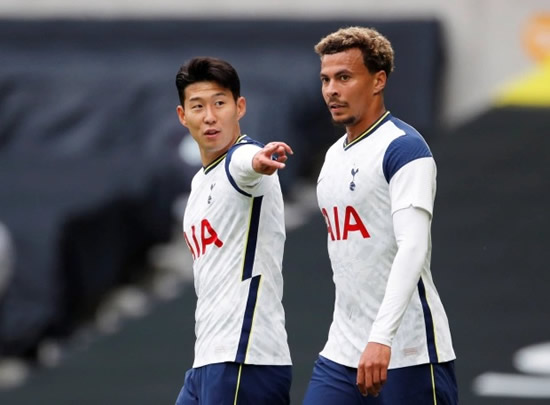KOR BLIMEY Jose Mourinho learning Korean as Spurs boss hopes to communicate with Son Heung-min in his native language