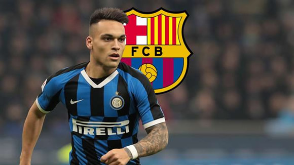 Barcelona prepare final offer to land Lautaro Martinez from Inter