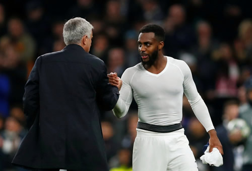Jose Mourinho aims dig at Danny Rose as out-of-favour Tottenham defender eyes Genoa transfer escape