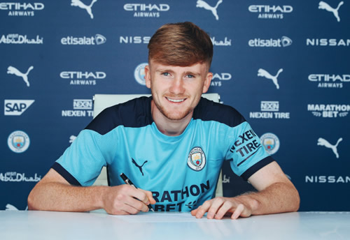 Man City fend off Leeds transfer interest to tie down Tommy Doyle to 2025 with 18-year-old set for first-team future