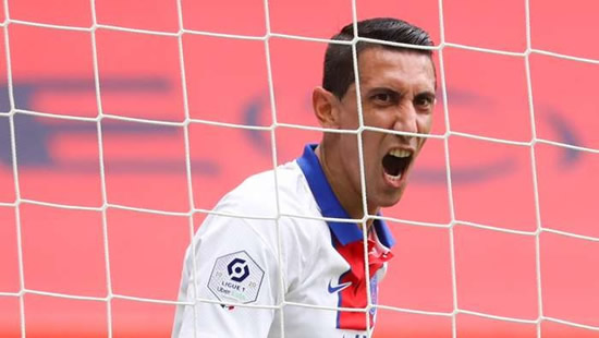 'I work my ass off at PSG!' - Di Maria hits out after missing Argentina call-up
