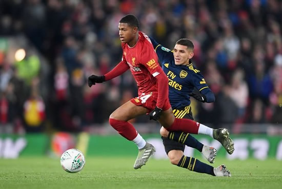 Liverpool star Rhian Brewster makes transfer decision amid Sheffield United interest