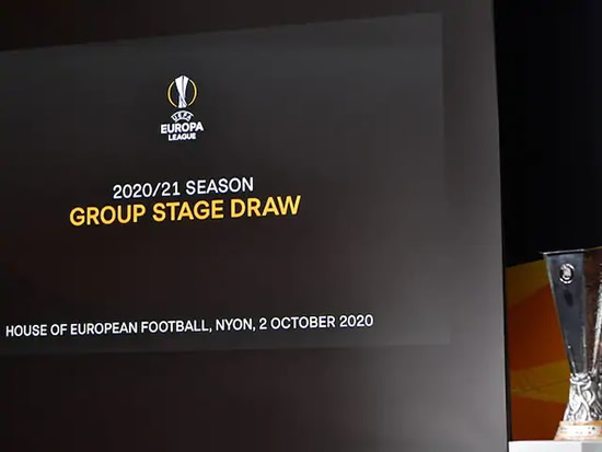 Europa League draw: Milan to face Celtic, Arsenal get Dundalk