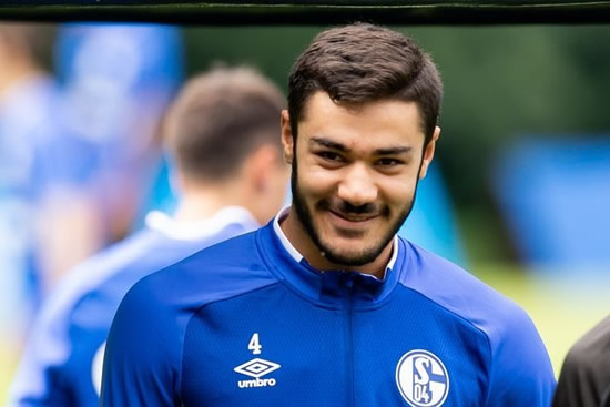 Liverpool preparing to pay initial £20m in January deal for Schalke defender Ozan Kabak