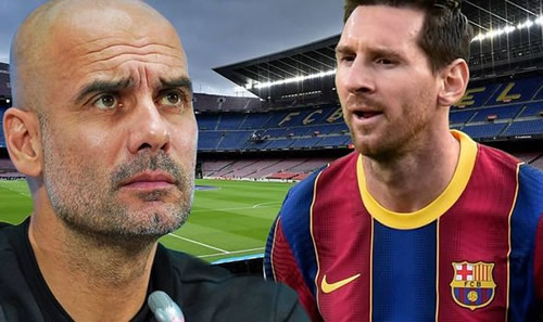 Barcelona presidential favourite wants Pep Guardiola to return to fulfil Lionel Messi wish