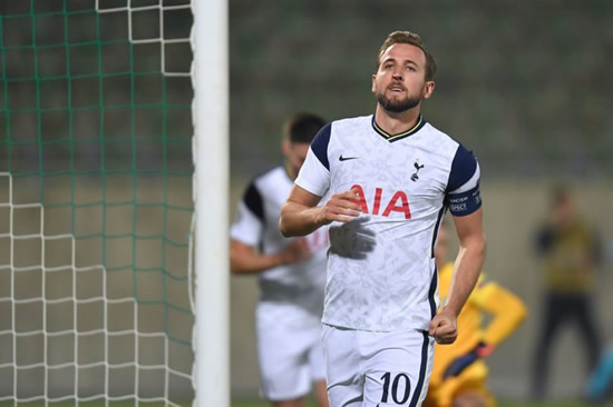 Jose Mourinho believes Tottenham's Harry Kane will be fit to face Arsenal this weekend