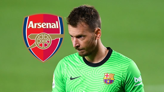 Transfer news and rumours LIVE: Arsenal interested in Barcelona goalkeeper Neto