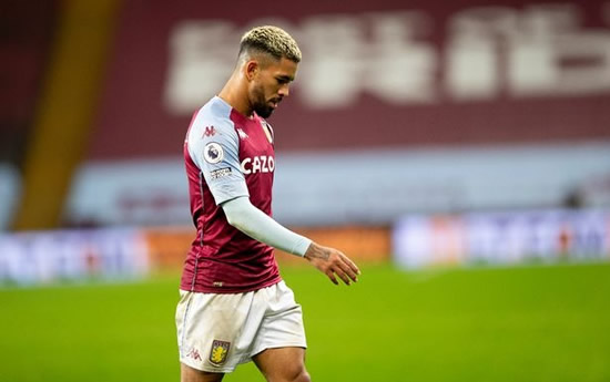 Police probe Aston Villa star Douglas Luiz after footage of him