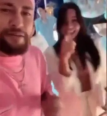 A-NEY-THING TO TELL? Neymar linked to stunning Argentinian singer after PSG star's flirtatious Instagram posts