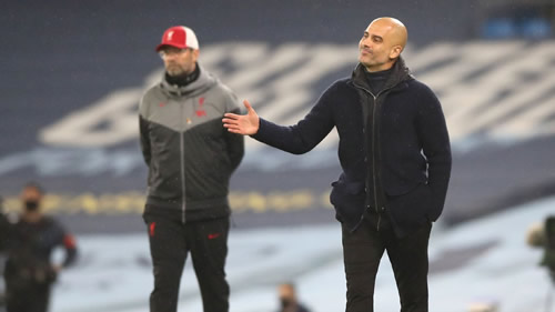 Man City's Pep bites back: I'll set Liverpool, Klopp straight on Sunday