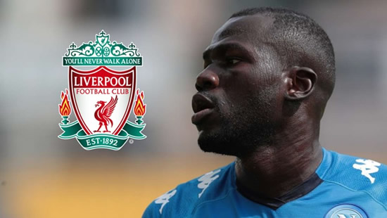 Transfer news and rumours LIVE: Klopp fuming at Liverpool failure to land £100m Koulibaly
