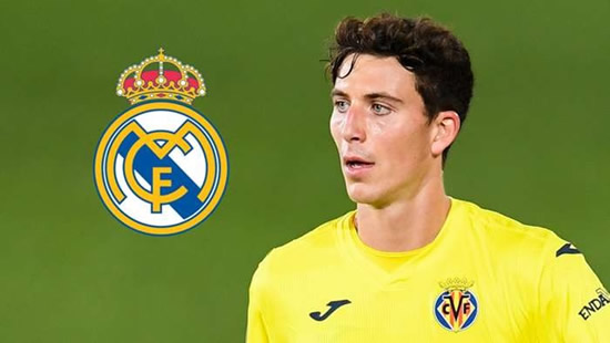 Real Madrid want Villarreal centre-back Pau Torres but face €65m price tag