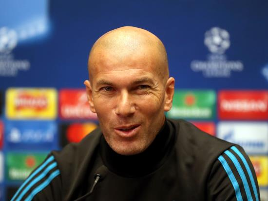 Zinedine Zidane sees positive signs from Real Madrid in Copa del Rey win