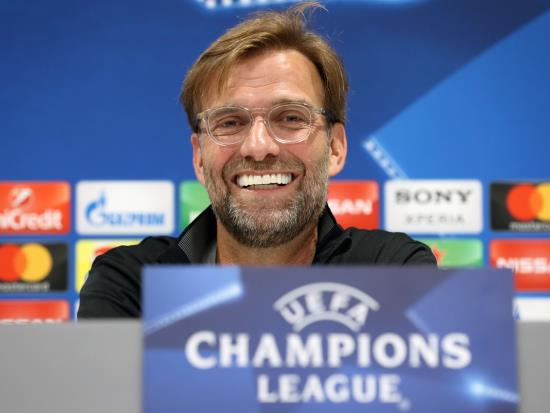 Liverpool vs AS Roma - Jurgen Klopp vows not to heap pressure on his players