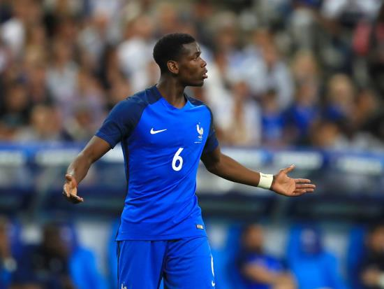 France vs USA - Didier Deschamps stands up for Paul Pogba as World Cup nears