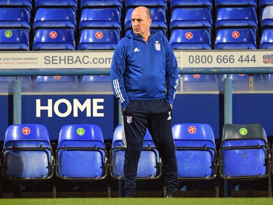 Now's the time to step up, Ipswich boss Paul Cook tells players