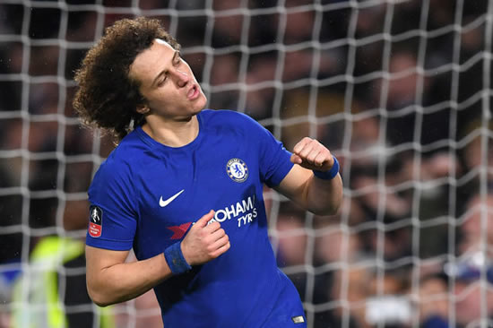Chelsea star David Luiz offered to Arsenal in Olivier Giroud shock swap deal - EXCLUSIVE
