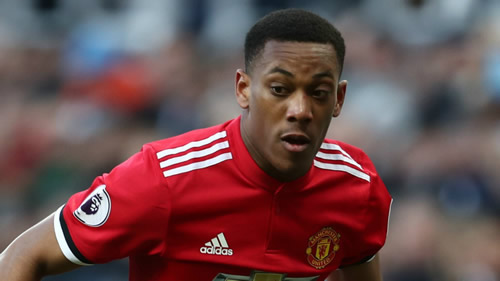 Mancheter United to sacrifice Martial for Bale