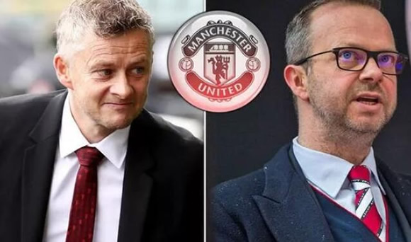 Man Utd have three managers who can replace Ole Gunnar Solskjaer if Ed Woodward sacks him