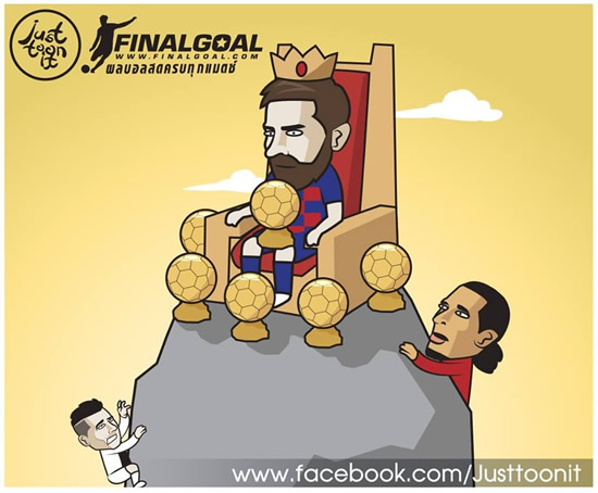 7M Daily Laugh  - Congrats! Lionel Messi